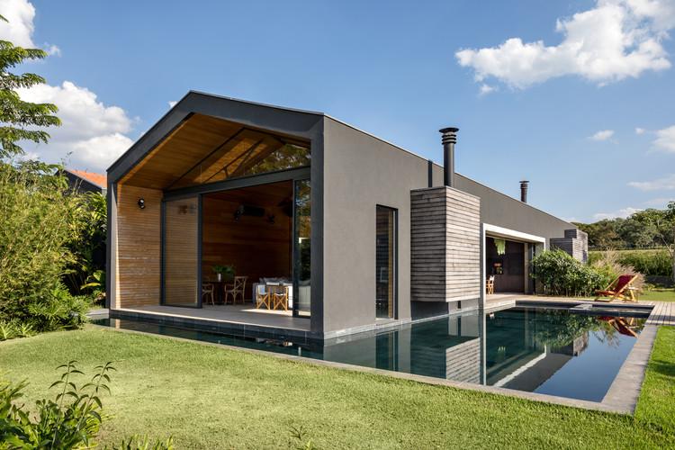 Jordão House / FGMF Arquitetos, © Fran Parente