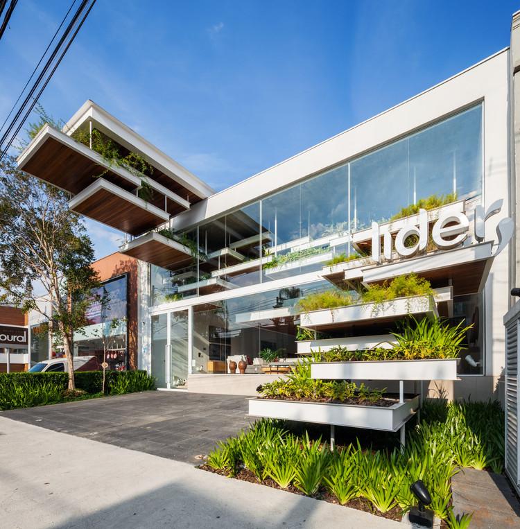 Líder Store  / FGMF Arquitetos, © Rafaela Netto