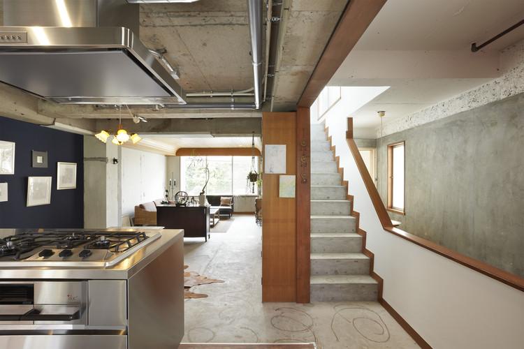 art BLD. House / AKI WATANABE Architects, © Sadao Hotta