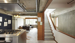 art BLD. House / AKI WATANABE Architects