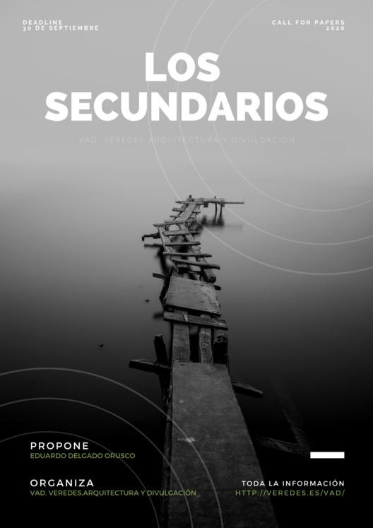 """VAD 04: Convocatoria de artículos """"Los secundarios"""""""
