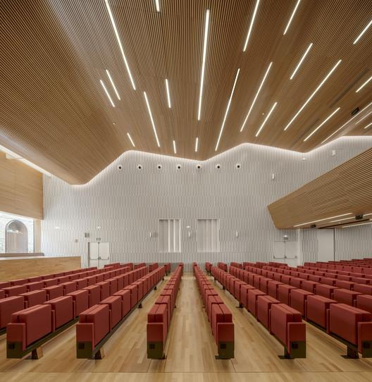 Auditorium Architecture And Design Archdaily