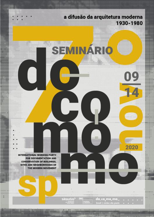 7º Seminário DOCOMOMO São Paulo será online e gratuito, Evento Online: 7º SEMINÁRIO DOCOMOMO SÃO PAULO: A DIFUSÃO DA ARQUITETURA MODERNA, 1930-1980