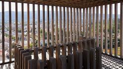 Torre Sineira, Necrópole e Cisterna Miranda do Corvo / Atelier do Corvo