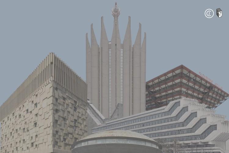 Arquitetura do leste europeu: superestruturas científicas