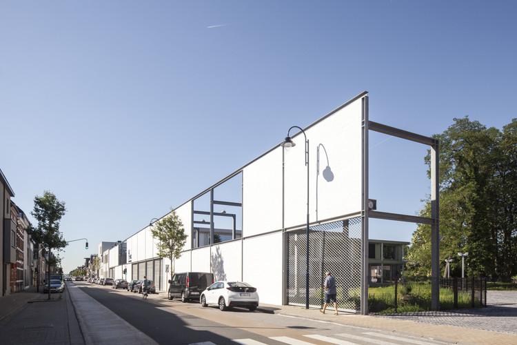 Elementary School Lebbeke / Compagnie O Architects, © Tim Van De Velde