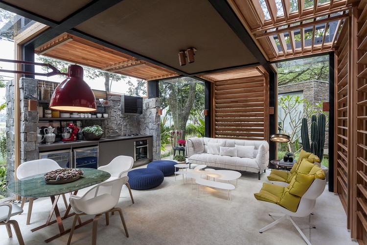 Casa do Bosque / David Bastos, © Tuca Reinés