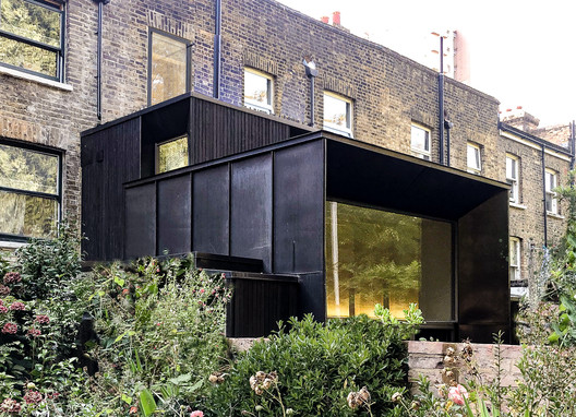 The Jewellery Box Extension  / Michael Collins Architect