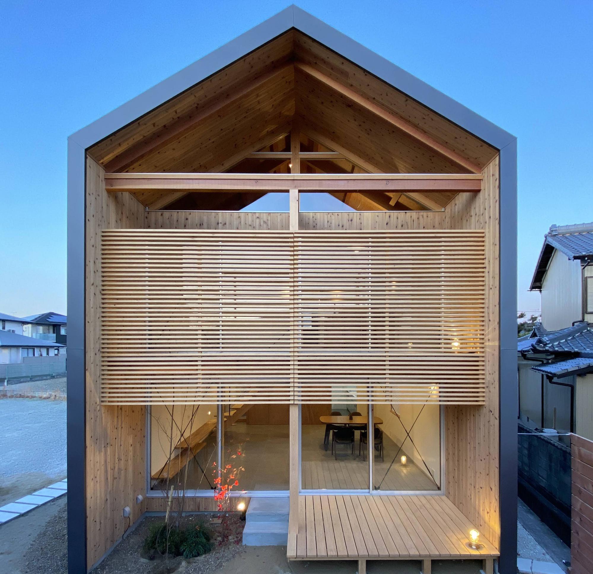 Kata House / atelier thu