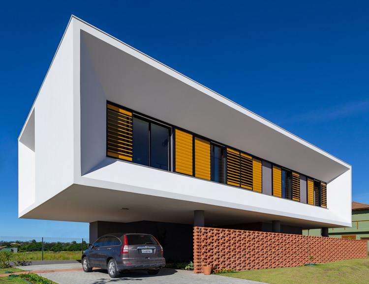 Casa AM  / Júlia da Rocha Arquitetura + Westphal+Kosciuk , © Eduardo Beltrame