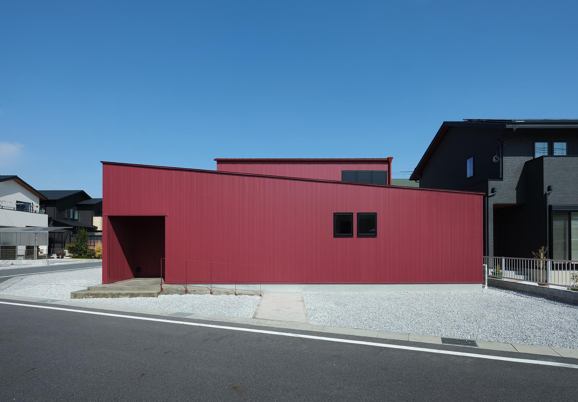 Nishinaiki Community Center / KINO Architects