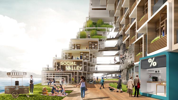 El Instituto de Arquitectos de Hong Kong anuncia el ganador del Premio Joven Arquitecto, Cortesía de Hong Kong Institute of Architects