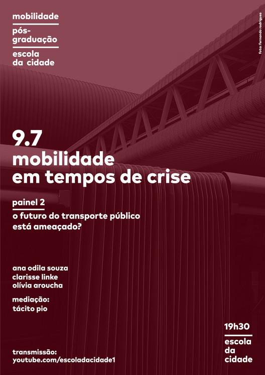 Ciclo de debates online - Mobilidade em tempos de crise, foto: Fernando Rodrigues