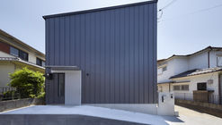 House in Uji / AKI WATANABE Architects