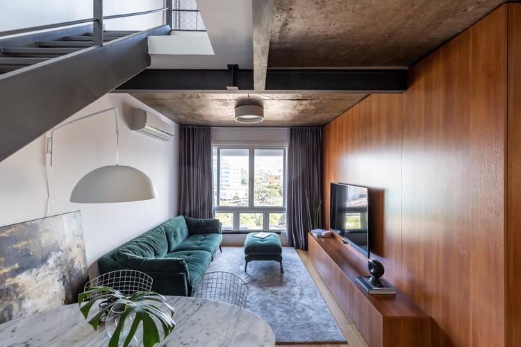 Apartamento Twins / Paralelo 30 Arquitetura, © Marcelo Donadussi
