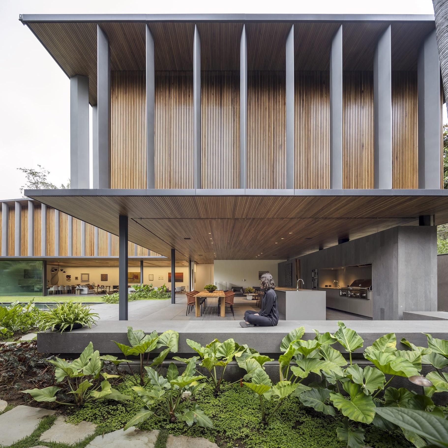 MA House / Jacobsen Arquitetura