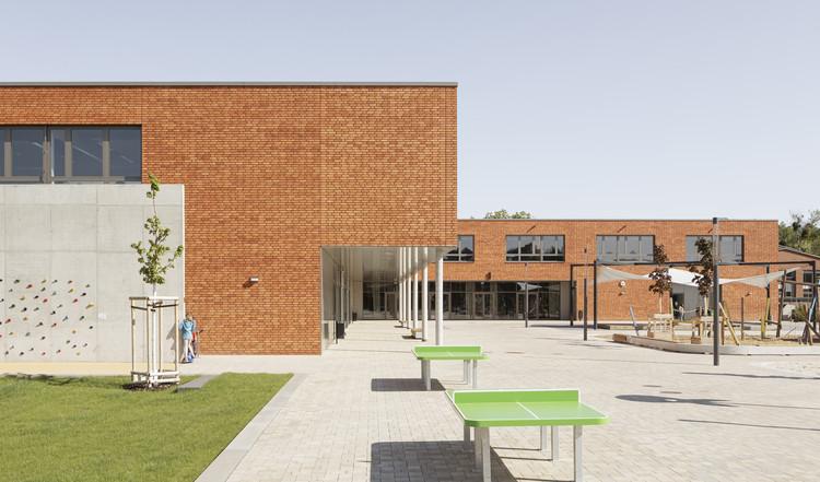Jungfernsee Elementary School / Sehw Architektur, © Philipp Obkircher