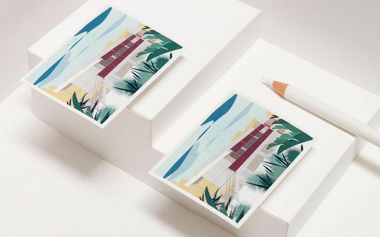 Arquitetura para colorir: baixe gratuitamente o segundo livro produzido por Carmelina&Aurelio, © Carmelina&Aurelio