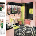 "Publicidad ""The Pink Bathroom"" (Revista American Home1947). Image © Pamla J. Eisenberg [Flickr] bajo licencia CC BY-SA 2.0"