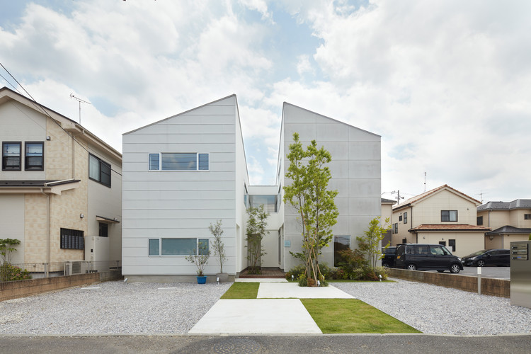House of Yoshikawaminami / wipe, © Toshiyuki Yano