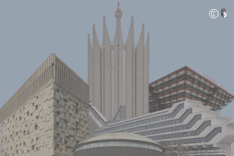 Arquitectura de Europa del Este: Superestructuras científicas