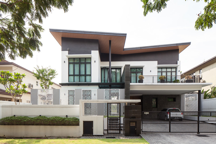 Impian Residence / HBOA (HB Ong Architect), © Eiffel Chong