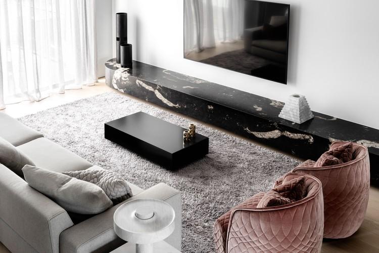 Scalpellino House / Biasol, © Timothy Kaye