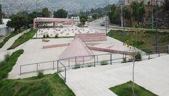 Parque público en Tlalnepantla / PRODUCTORA