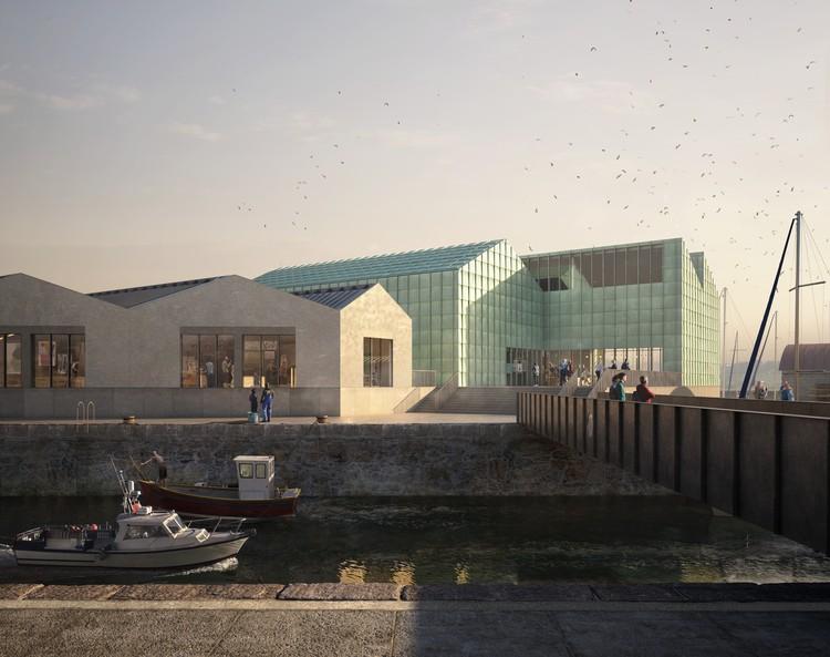 FCBStudios Unveils Regeneration Plan for North Hayle Harbour, Courtesy of FCBStudios