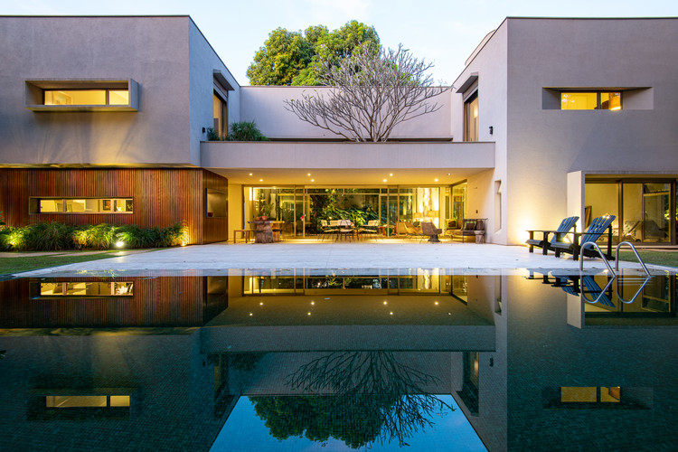 Casa Mangueira  / Celso Laetano Arquitetura, © Favaro Jr.