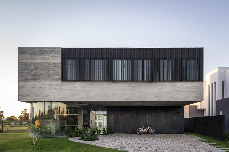 Ilhas House / Arquitetura Nacional, © Cristiano Bauce