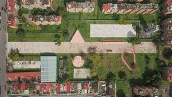 Parque público en Tultitlán / PRODUCTORA