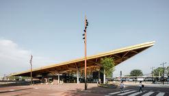 Estação de Assen / Powerhouse Company + De Zwarte Hond