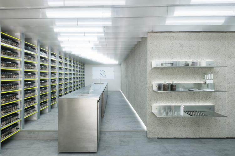 Exofood Retail and Lab / space+craft, © Santana Petchsuk