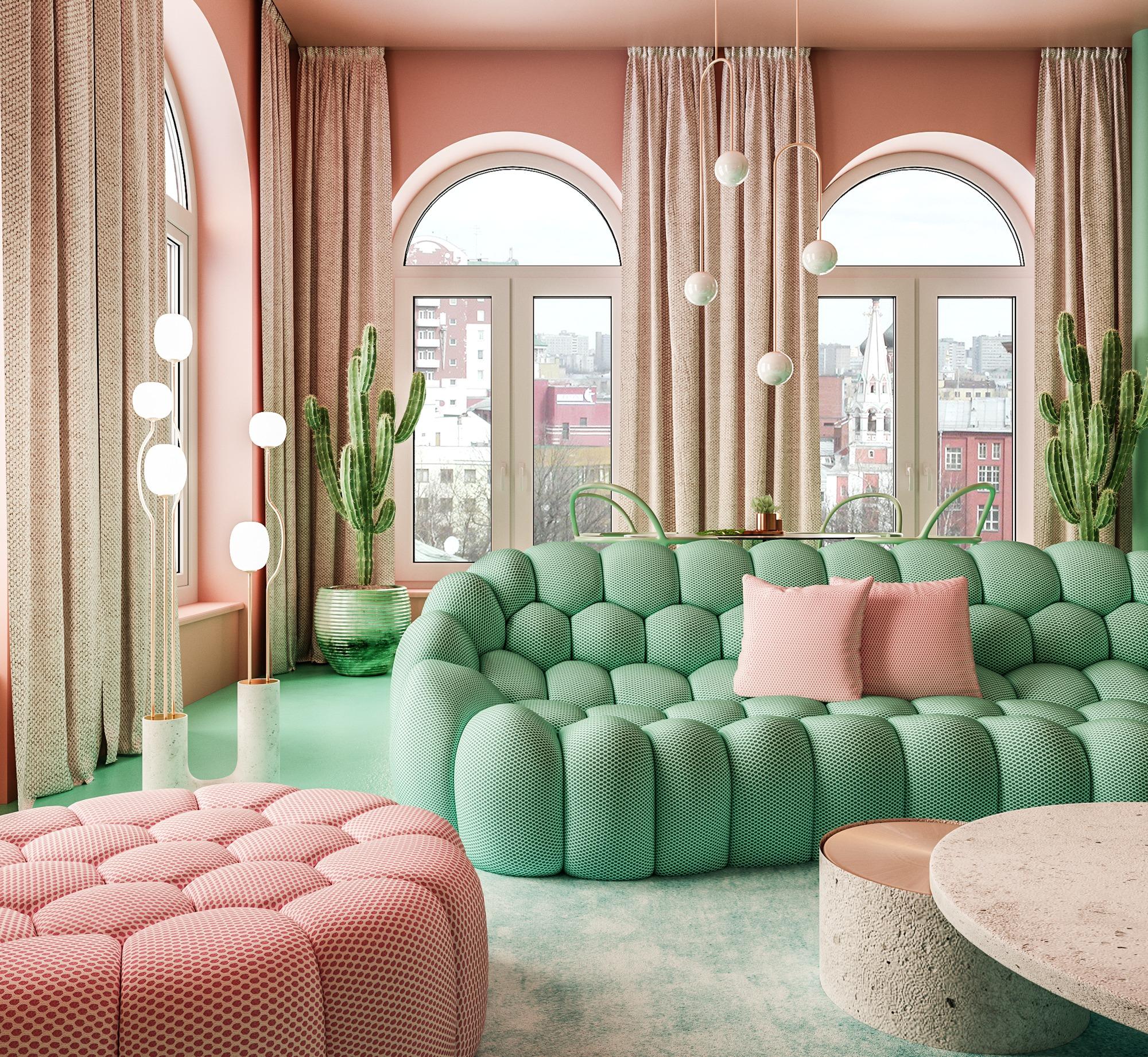 Apartment New York / Reutov Design  ArchDaily