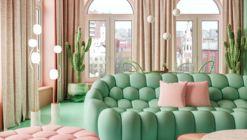 Apartment New York / Reutov Design