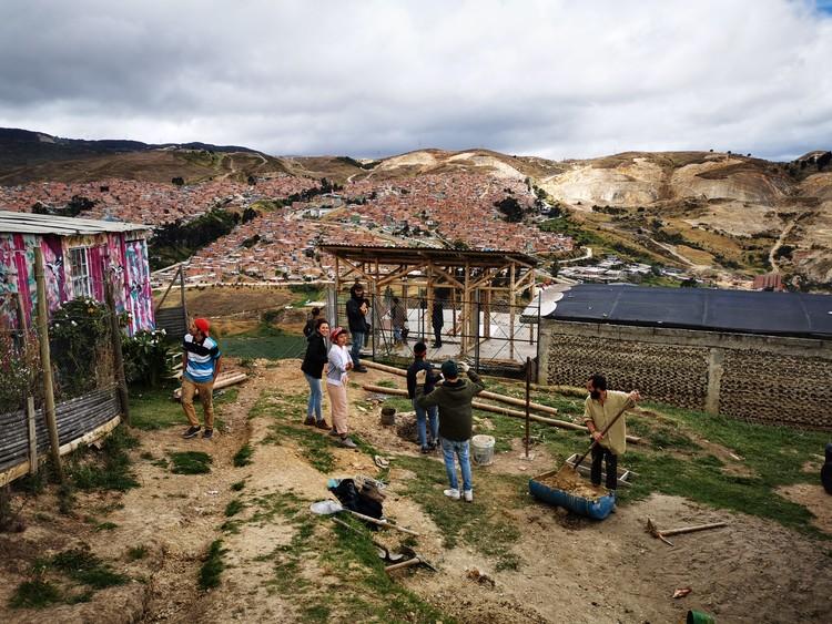 Autogestión en tiempos de pandemia al sur de Bogotá, © Archivo Proyecto Escape