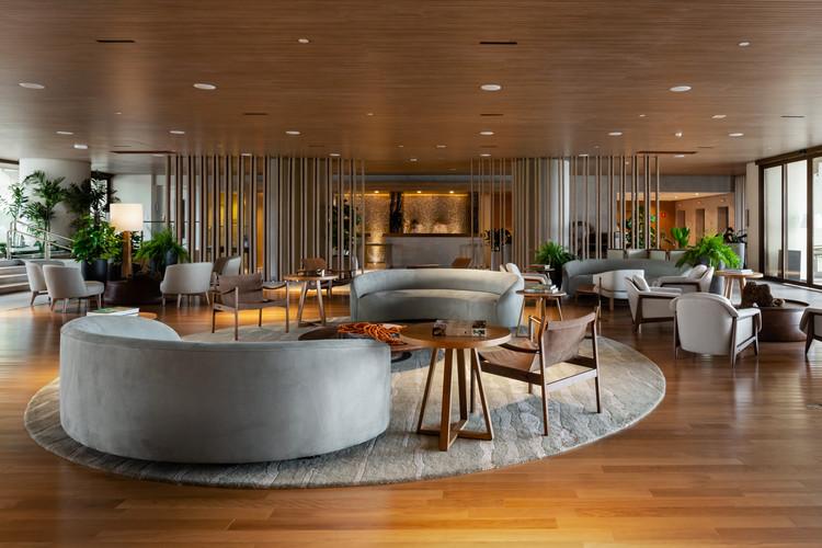 Hotel Fairmont Rio de Janeiro Copacabana / Anastassiadis Arquitetos, © Ana Mello