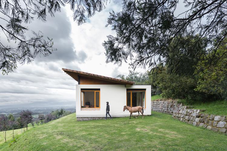 Casa Pasochoa / Juan Esteban Ruales Laso, © Juan Alberto Andrade