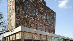Architectural Classics: Central Library, Ciudad Universitaria / Juan O'Gorman