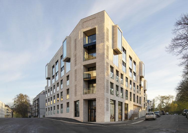 Pilestredet Residential Building in Oslo / Reiulf Ramstad Arkitekter, © Ivar Kvaal