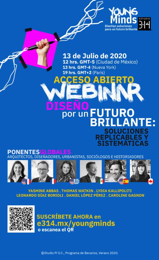 WEBINAR YOUNG MINDS: Diseño de soluciones para un mundo brillante, Becarios Estudio 3.14