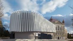 New Lecture Center VŠPJ / QARTA architektura