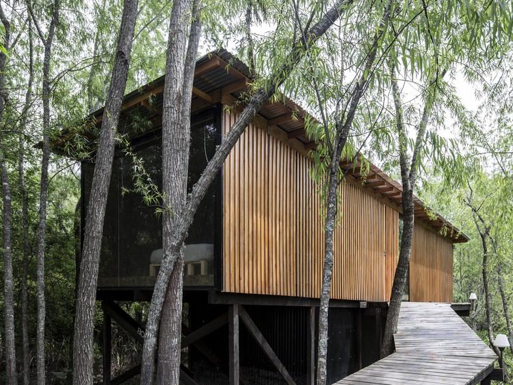 Casa en Delta Buenos Aires / Matías Cosenza Arquitecto, © Bruto Estudio