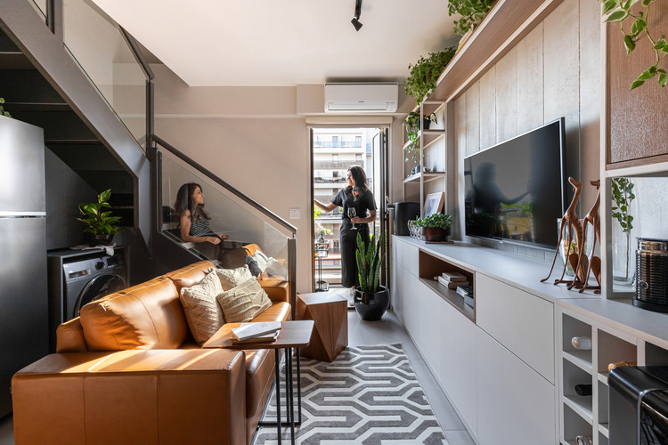 Apartamento Simpatia / Lez Arquitetura, © Júlia Tótoli