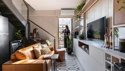 Apartamento simpatía / Lez Arquitetura
