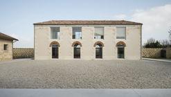 Conversion of Former Slaughterhouses  / SAPIENS ARCHITECTES