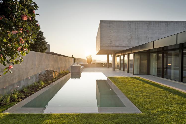 Casa em Nogueiró / AZO. Sequeira Arquitectos Associados, © Nelson Garrido