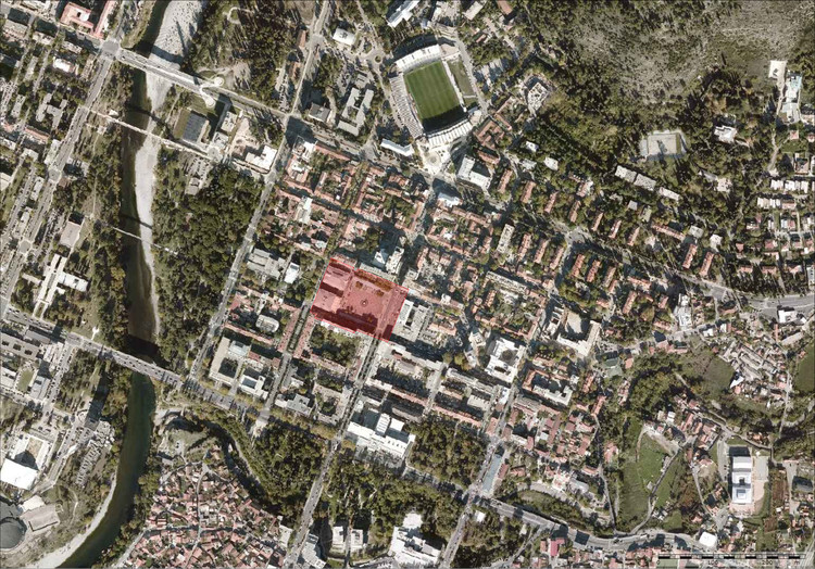 Open Call: Conceptual Urban and Architectural Design of Independence Square in Podgorica, Competition for Conceptual Urban and Architectural Design of Independence Square in Podgorica