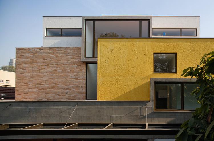 Residência Escócia / MPA Pedreira de Freitas Arquitetos, © Nelson Kon